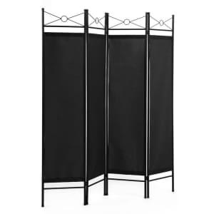 Winston Porter Nordberg 4-Panel Folding Room Divider for $66