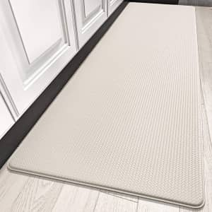 Dexi Cushioned Anti-Fatigue Kitchen Mats for $13