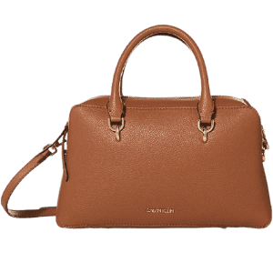 Calvin Klein Deandra Satchel for $136