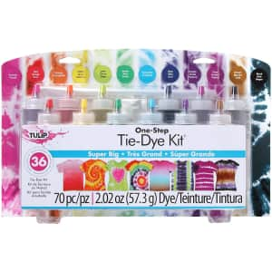 Tulip One-Step Tie-Dye Kit for $10