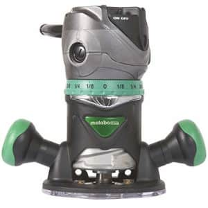 Metabo HPT Router | Fixed Base | 11 Amp Motor | 2-1/4 Peak HP | Variable Speed | M12VC for $120