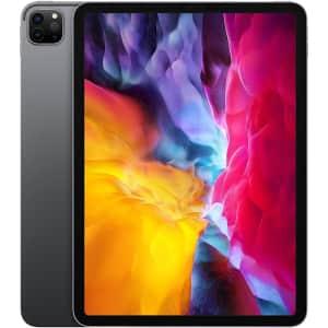 "Apple iPad Pro 11"" WiFi 128GB Tablet (2020) for $659"