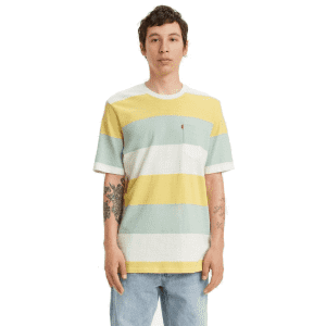 Levi's Men's Relaxed Fit Pocket T-Shirt for $16