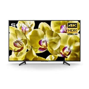 """Sony XBR-65X800G 65"""" 4K UHD LED Smart Android TV with HDR (2019) for $996"""