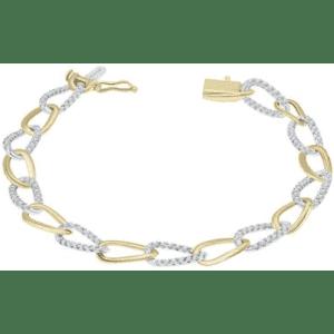 1-1/2-tcw. Diamond Bracelet for $1,099