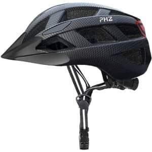 PHZ Unisex Adult Bike Helmet for $19