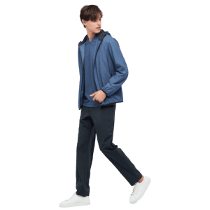 Uniqlo x Theory Men's Ultra Light Relaxed Pants for $40