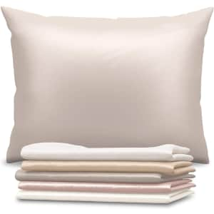Dreamzie 100% Pure Mulberry Silk Pillowcase from $11