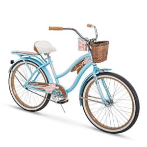 "Huffy 24"" Panama Jack Beach Cruiser Bike, Sky Blue for $290"