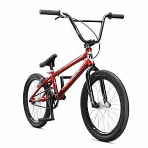 Mongoose Title Pro XXL BMX Race Bike, 20-Inch Wheels, Beginner to Intermediate Riders, Lightweight for $380