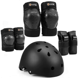 Purpol Kids' 7-Piece Protective Gear Set for $22