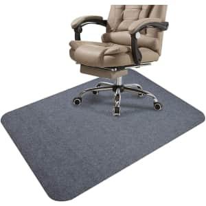 Placoot Premium Office Chair Floor Mat for $26