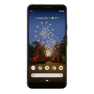 Google Pixel 3a XL 64GB Android Smartphone for $100