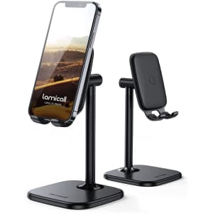 Lamicall Cell Phone Stand for $10