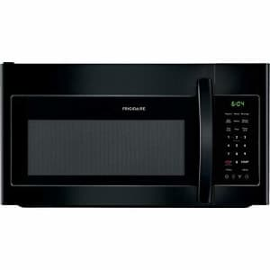 Frigidaire 1.8 Cu. Ft. Black Over-The-Range Microwave for $269