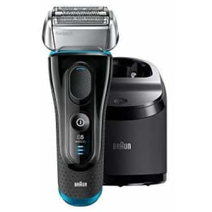 Braun Series 5 5190cc Electric Foil Shaver for $120