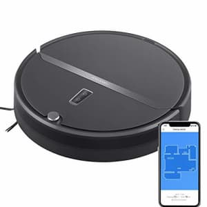 Roborock Robot Vacuum, Vacuum and Mop Robotic Vacuum Cleaner, Route Planning, 2000Pa Strong for $350