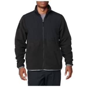 5.11 Tactical Men's Apollo Tech Fleece Jacket for $29