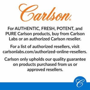 Carlson Labs Carlson - B-50 Gels, Vitamin B Complex, Energy Production, Cellular Support & Optimal Wellness, 100 for $22