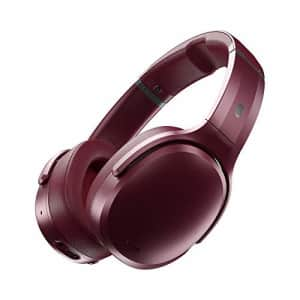 Skullcandy Crusher ANC Personalized Noise Canceling Wireless Headphone - Deep Red for $284