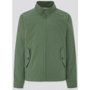 Uniqlo Men's Harrington Jacket for $20