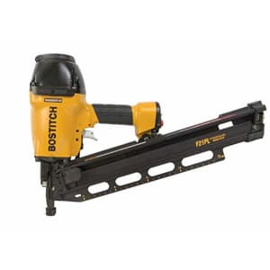 BOSTITCH F21PL Round Head 1-1/2-Inch to 3-1/2-Inch Framing Nailer with Positive Placement Tip and for $184