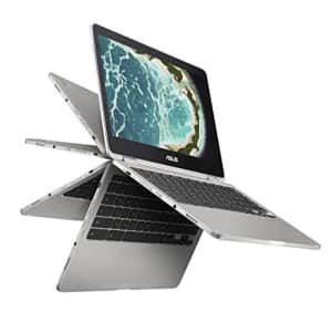 ASUS Chromebook Flip C302 with Intel Core m3, 12.5-Inch Touchscreen, 64GB storage and 4GB RAM for $508