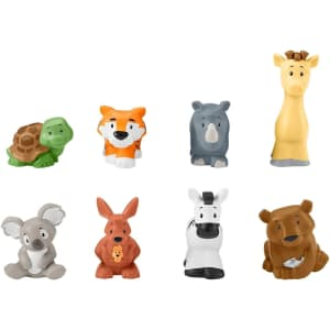 Fisher-Price Little People Animal Friends for $27