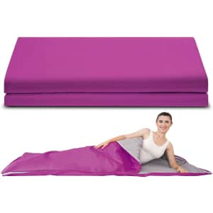 "Verniflloga 78"" Infrared Sauna Blanket w/ Remote Control for $84"