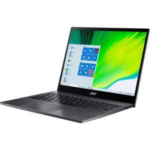 """Acer Spin 5 SP513-54N SP513-54N-70PU 13.5"""" Touchscreen 2 in 1 Notebook - 2256 x 1504 - Intel Core for $1,316"""
