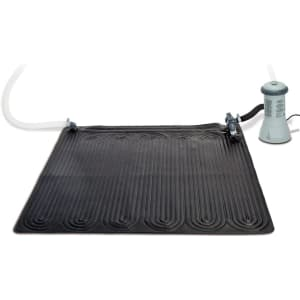 Intex Solar Mat Above Ground Pool Heater for $24