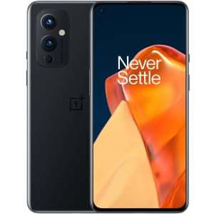 Unlocked OnePlus 9 128GB 5G Android Smartphone for $599