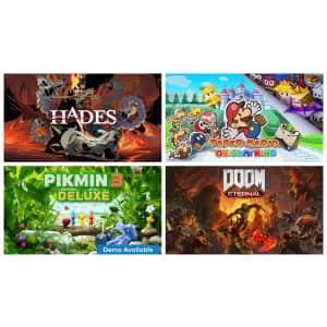 Nintendo Switch Digital Deals: up to 50% off games, DLC, and software bundles