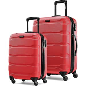 Luggage at Amazon: up to 62% off w/ Prime