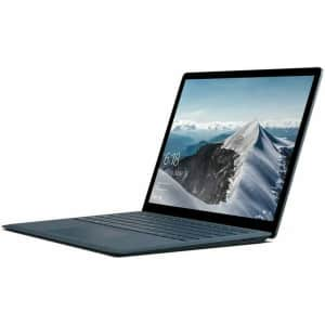 """Microsoft Surface 2 Kaby Lake R i5 256GB 13.5"""" Touch Laptop for $541"""
