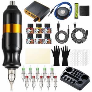 Karitex Premium Rotary Tattoo Machine Kit for $96
