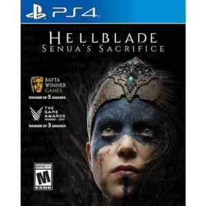 Hellblade: Senua's Sacrifice for PS4: $5.99 w/ PS Plus
