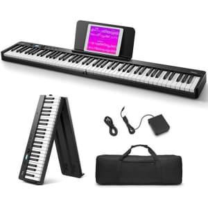 Eastar 88-Key Digital Piano for $168