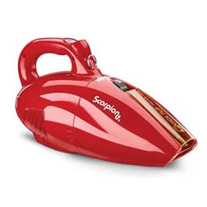 Dirt Devil SD20005RED Scorpion Handheld Vacuum Cleaner, Corded, Small, Dry Hand Held Vac With Cord, for $35