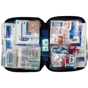 First Aid Only 299-Piece First Aid Kit for $9