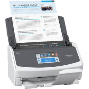 Fujitsu ScanSnap iX1500 Document Scanner for $503