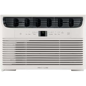 Frigidaire Energy Star 6,000 BTU 115V Window-Mounted Compact Air Conditioner with Full-Function for $229