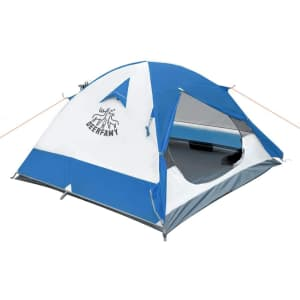 Deerfamy 3-Person Waterproof Tent for $27