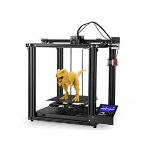 Creality Ender 5 Pro Upgrade 3D Printer with Metal Extruder Frame Capricorn Bowden PTFE Tubing and for $550