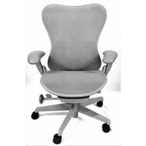 Herman Miller Mirra Aeron Chair for $399