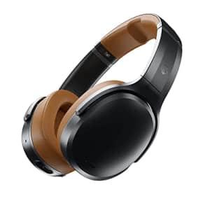 Skullcandy Crusher ANC Personalized Noise Canceling Wireless Headphone - Black/Tan (Renewed) for $160