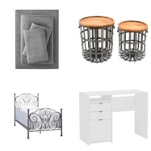 Bedroom Furniture, Bedding, and Decor at Home Depot: Up to 30% off