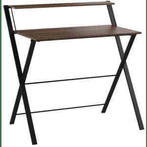 GreenForest Folding Computer Desk for $50