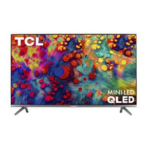 """TCL 75"""" 6-Series 4K UHD Dolby Vision HDR QLED Roku Smart TV - 75R635 for $1,700"""