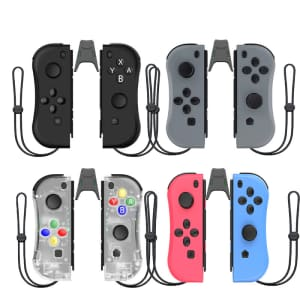 Bolaker Replacement Wireless Controller for Nintendo Switch for $29